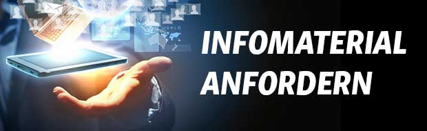 Infomaterial anfordern Banner - IT-Consultant