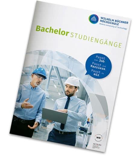 Wilhelm Büchner Hochschule Studienhandbuch
