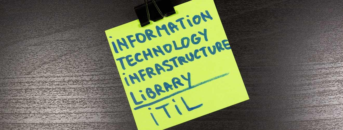 Per Modulsystem zur ITIL-Zertifizierung
