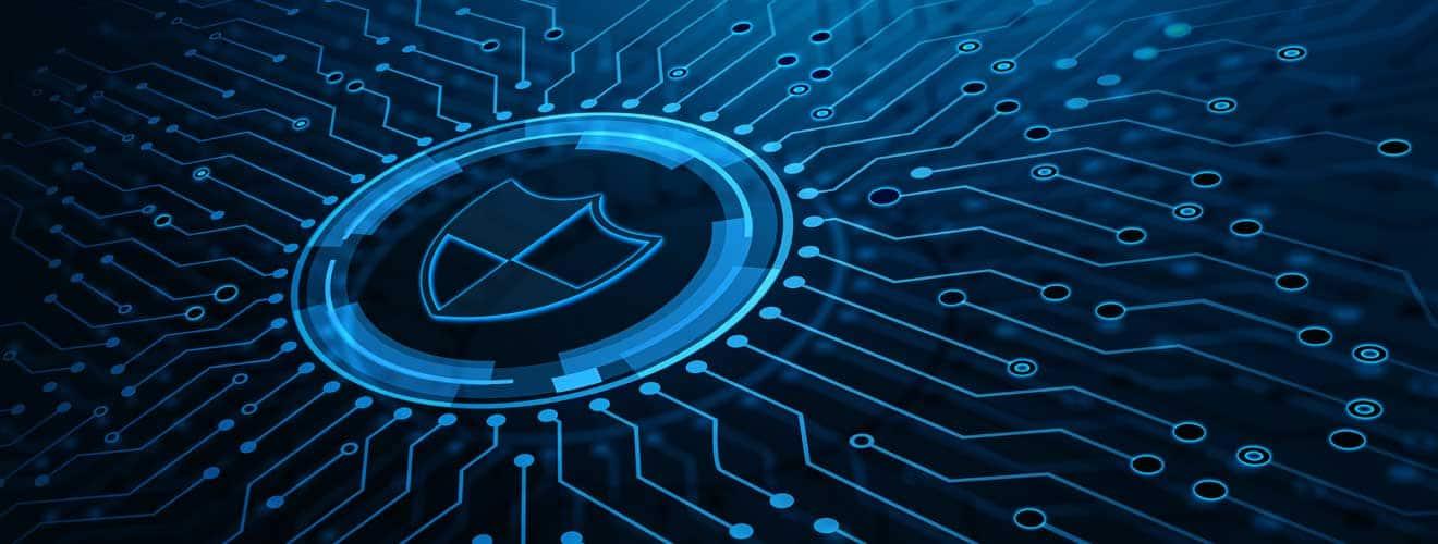 Datenschutz Cyber Security Privacy Business Internet Technology Concept
